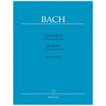 6 Suites para Violoncello Solo - J. S. Bach - BWV 1007-1012 / Bärenreiter