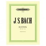 6 Suites para Violoncello Solo - J. S. Bach - BWV 1007-1012 / Hugo Becker