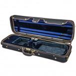 Estojo para Violino 4/4 - eCorde Euro Luxury / Ocean