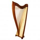 Jogo de Cordas para Harpa Dusty FH36 B H S - 36 Cordas